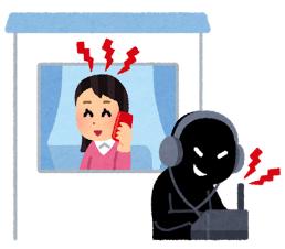盗聴器周波数
